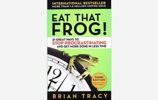 eat that frog summary featured image