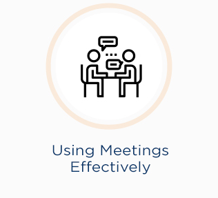 time management tips - Using Meetings Effectively