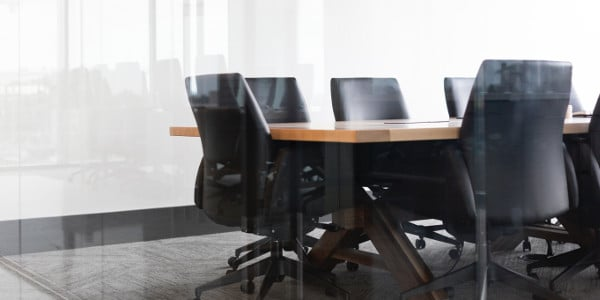 time management skills - conference table