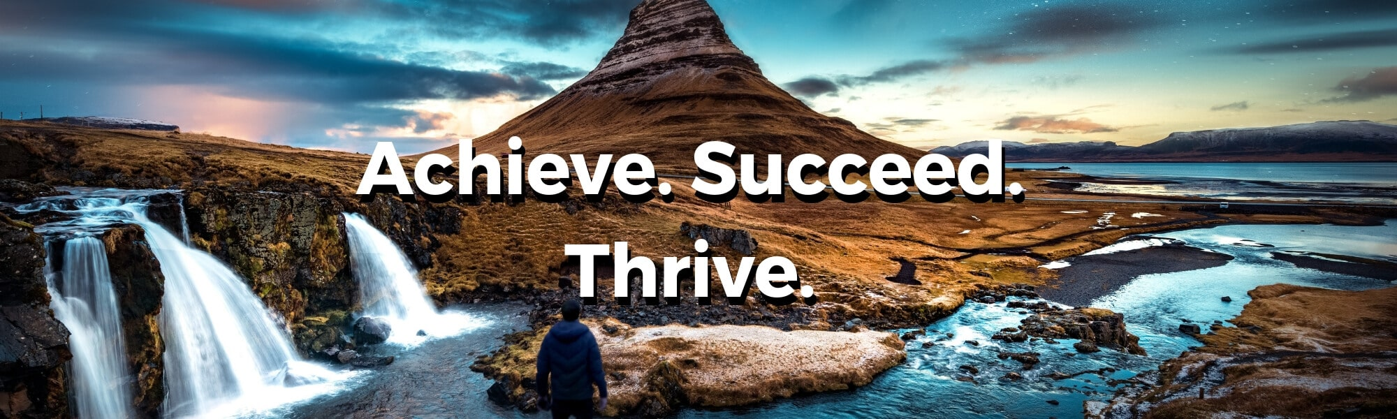 Achieve. Succeed. Thrive. The Exceptional Skills