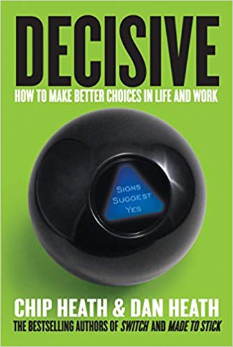 Books on how to make decisions