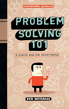 Top, best problem solving books - Problem Solving 101 cover