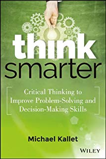 Top, best problem solving books - Think Smarter cover