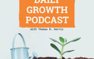 The Daily Growth Podcast Logo