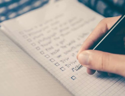 A Quick Checklist to Make Sure You Have a Well Written Goal (Plus Some Bonus Tips)